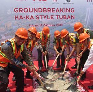 HK Realtindo Targetkan Pasar Besar Tuban Rampung dalam 2 Tahun