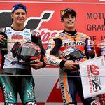 Dovi: Marc, Vinales, Quartararo Favorit Juara MotoGP 2020