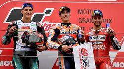Klasemen MotoGP Usai Balapan di Jepang