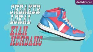 Sneakers Lokal Makin Nendang