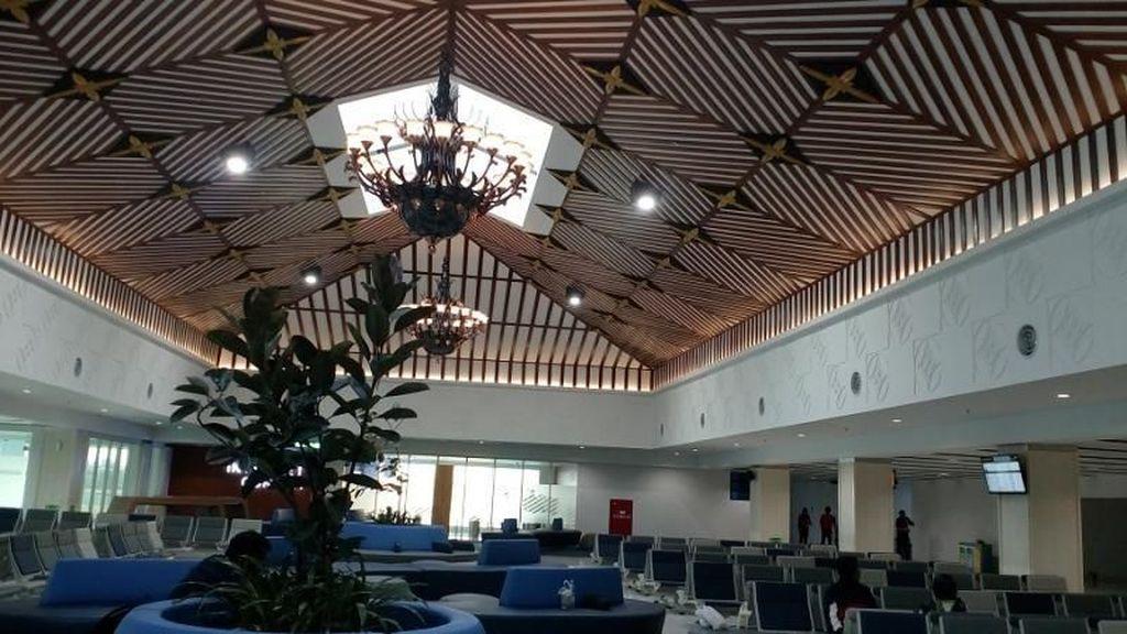 Foto: Wajah Baru Terminal Bandara Adi Soemarmo