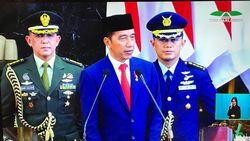 Bicara Inovasi, Jokowi Contohkan Kebiasaan Halalbihalal di Istana