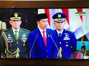 Pidato Lengkap Jokowi Usai Dilantik Jadi Presiden RI 2019-2024