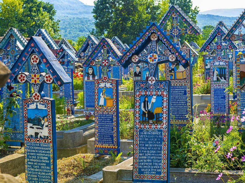 Foto: Pemakaman-pemakaman Terindah di Dunia