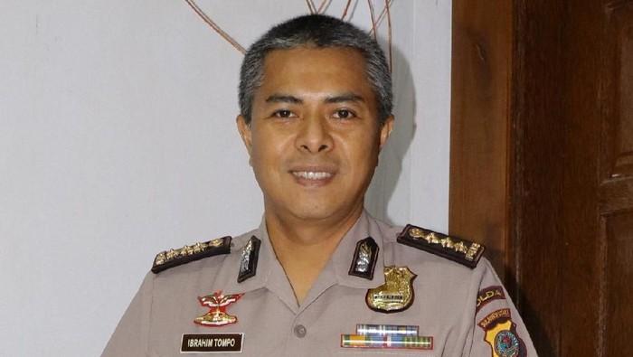Kabid Humas Polda Sulut Kombes Ibrahim Tompo