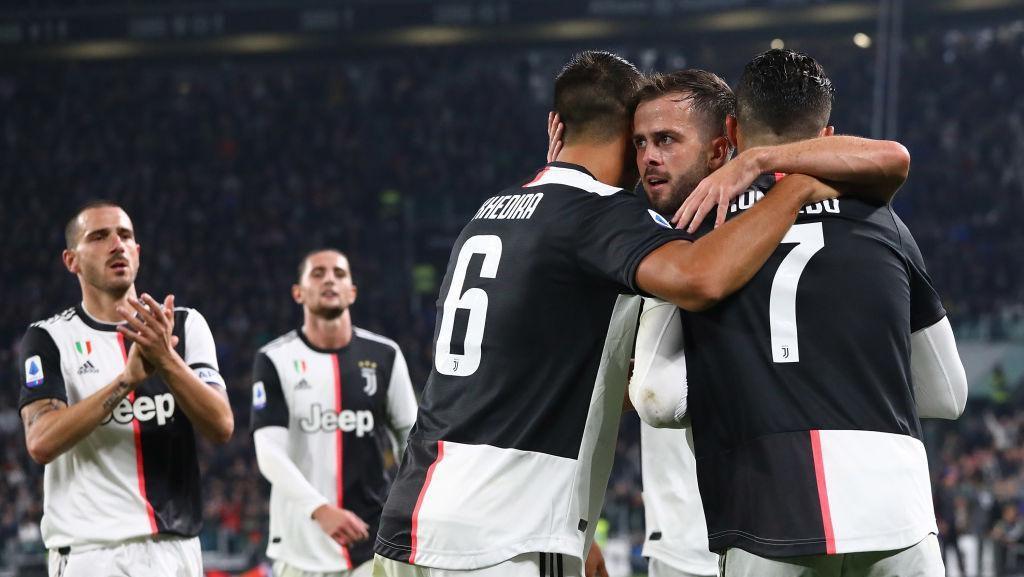 Juventus Vs Bologna: Si Nyonya Tua Menang 2-1