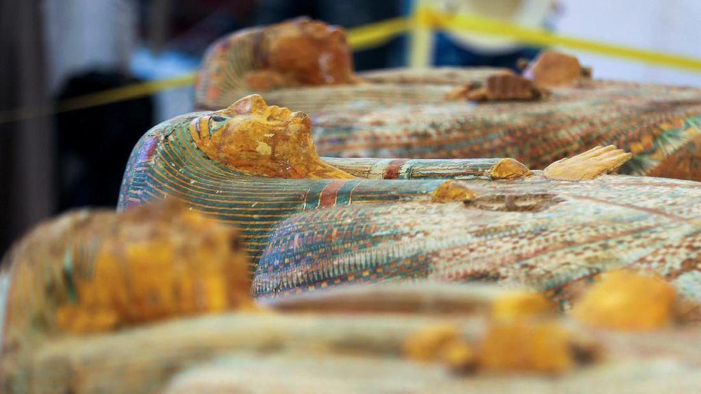 Seperti Mayat Mengering di Brebes, 10 Mumi Kuno Ini Juga Tak Membusuk (1)