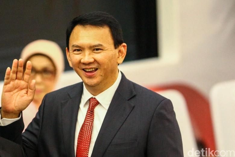 Hadiri Pelantikan Jokowi, Ahok Diundang sebagai Apa?