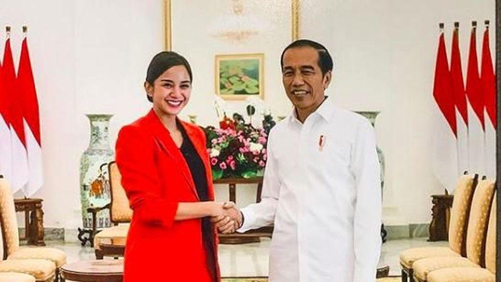 Jokowi Dilantik, Kirana Larasati: Harapan Kami Ada di Pundakmu
