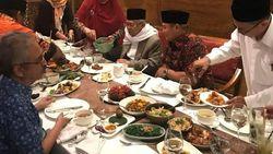 Pelantikan Presiden Jokowi-Maruf Amin, Inilah Makanan Favorit Keduanya
