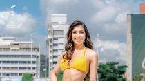 Seksinya 10 Finalis Miss Grand International Terfavorit Pakai Baju Renang