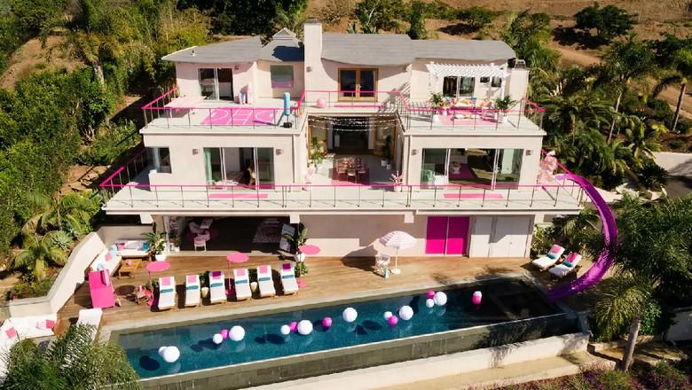Rumah Barbie. (Foto: Dok. AirBnB)
