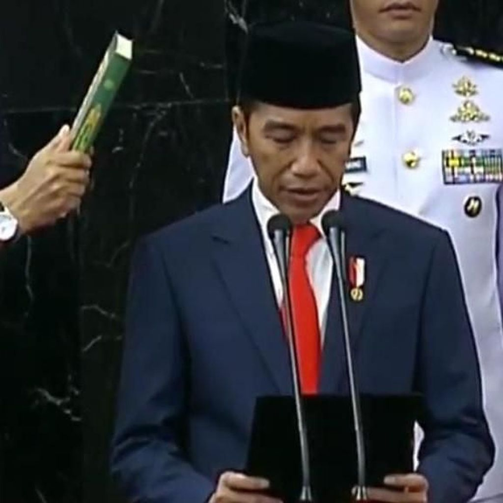 Jokowi: Jangan Lagi Kerja Berorientasi Proses, Harus Berorientasi Hasil!