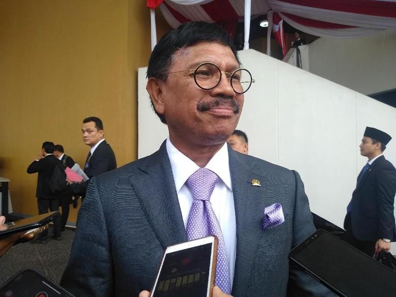 NasDem soal Kabinet Baru Jokowi: Ada Elemen Kejutan