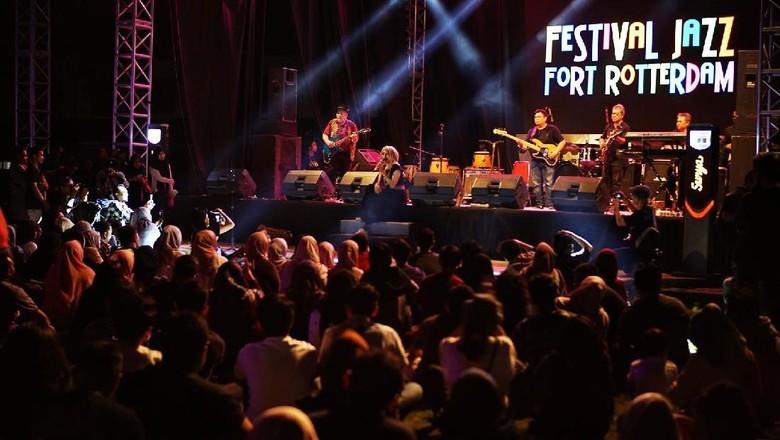 Foto: Makassar Jazz Festival (dok. Istimewa)