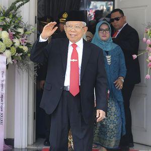 Wapres Maruf: Zakat Indonesia Rp 8 Triliun, Potensinya Rp 230 T