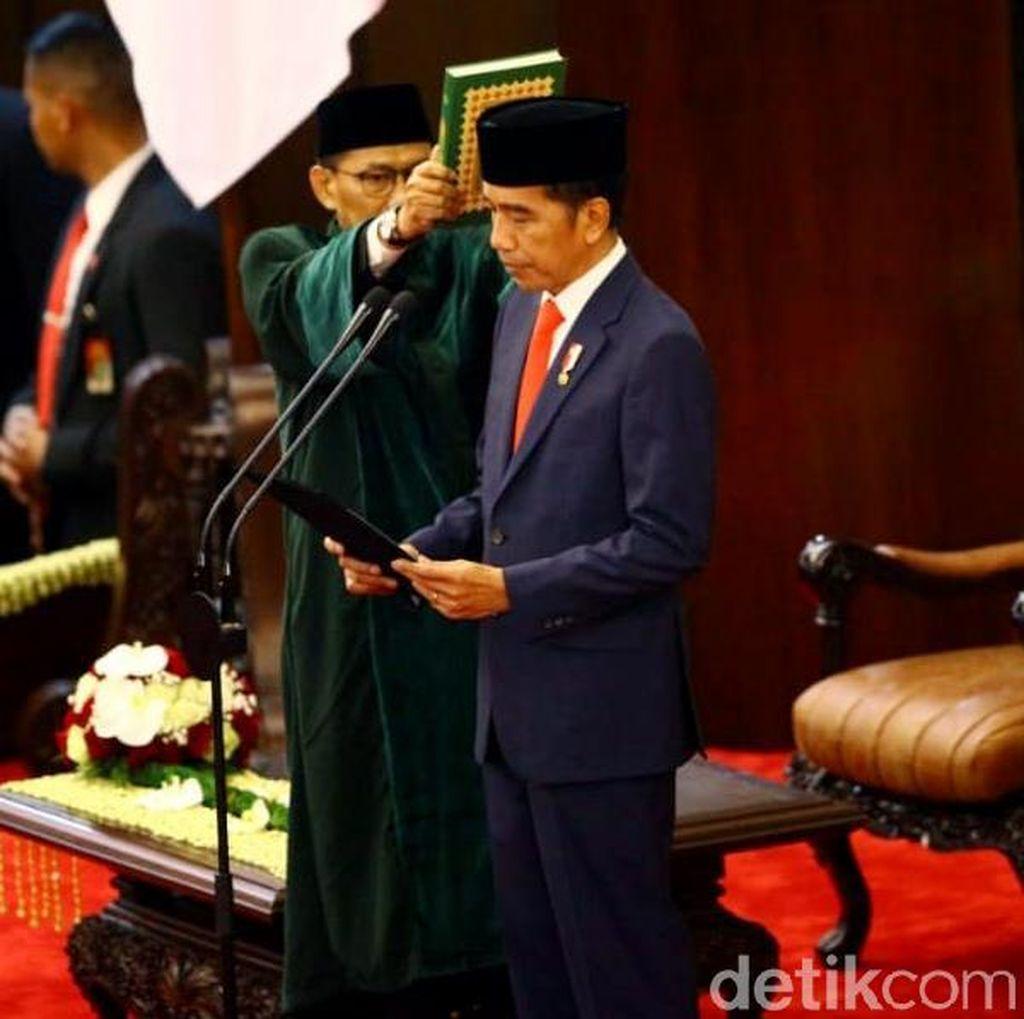 Jokowi Diingatkan Tak Lupakan TKN dan Relawan