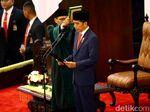 Jokowi Pastikan Akan Ada Nomenklatur Kementerian Baru