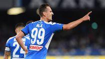 Hasil Liga Italia: Dua Gol Milik Bawa Napoli Kandaskan Verona