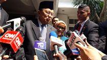 Dari Rumah Dinas Wapres, JK Berangkat Menuju Pelantikan Jokowi-Maruf