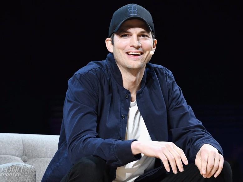 Minum Jus Wortel Tiap Hari, Ashton Kutcher Pernah Alami Orthorexia