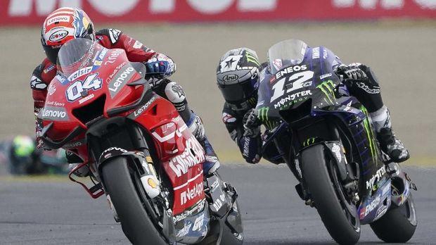 Jelang MotoGP Australia: Vinales Diklaim Gantikan Dovizioso