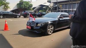 Pelat Indonesia 2 Dipindah dari Mobil JK ke Mobil Dinas Maruf Amin