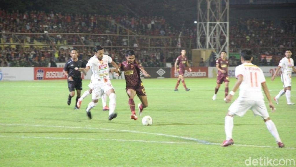 Hasil PSM Vs Persija: Macan Kemayoran Taklukkan Juku Eja 1-0