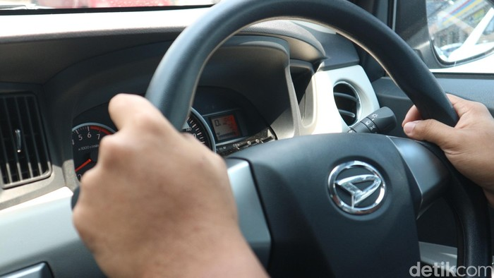 Test Drive Daihatsu Sigra di Bandung, Jawa Barat (12-13 Oktober 2019).