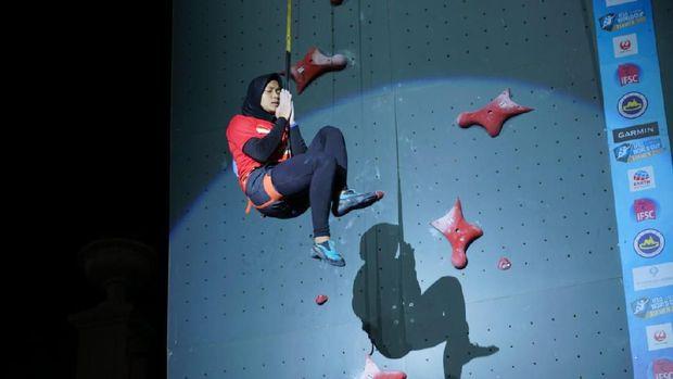 Aries Susanti Rahayu juara dunia di Xianmen.