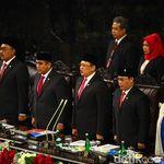 Darmin Bongkar Rencana Jokowi Bikin UU Lapangan Kerja dan UKM