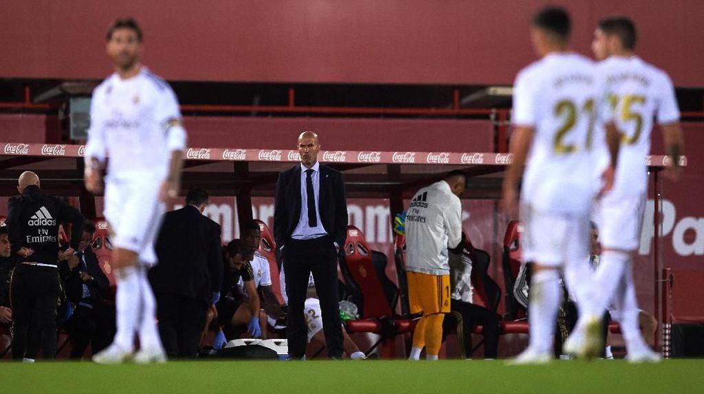 Tim Promosi Beri Madrid Kekalahan Perdana di LaLiga Musim Ini
