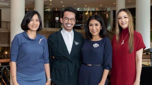 Veronica Tan yang Makin Peduli dengan Sesama