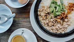Resep Bubur Ayam Sederhana dan Praktis Untuk Sarapan
