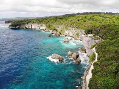 Foto: Tebing Super Cantik di Makassar