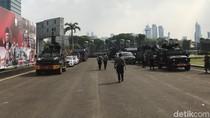 Dijaga Ketat, Begini Suasana di DPR Jelang Pelantikan Jokowi-Maruf