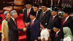 Momen Pejabat Negara Sahabat Sapa Jokowi-Maruf Usai Pelantikan