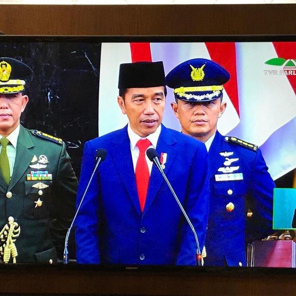 Walhi Kritik Jokowi Tak Angkat Isu Lingkungan di Pidato Perdana