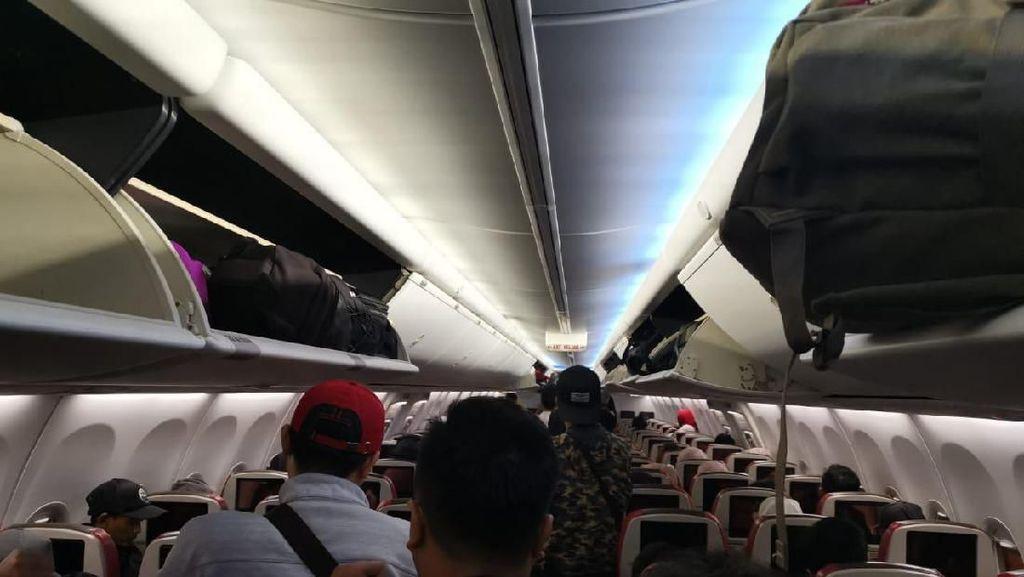 Batik Air Yogya-Halim Dialihkan ke Soetta, Penumpang Tertahan di Pesawat