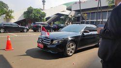 Paspampres Pindahkan Plat RI 2 dari Mobil JK ke Mobil Maruf Amin