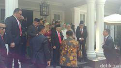 Maruf Amin Belum Bisa Tempati Rumah Dinas Wapres, Tunggu Renovasi