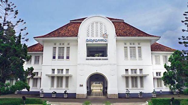 Sah! Jokowi Teken PP, Bio Farma Jadi Pengendali KAEF & INAF