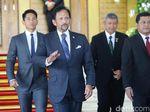 Pejabat Negara Sahabat Tinggalkan DPR Usai Pelantikan