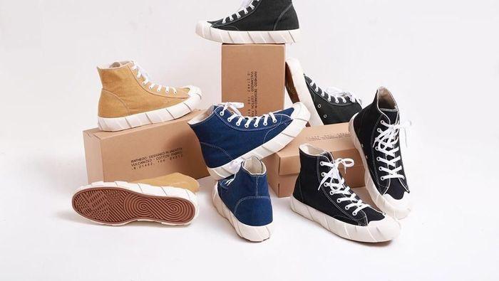 Foto: Fenomena Sneakers Lokal (Istimewa/Rafheoo Footwear)