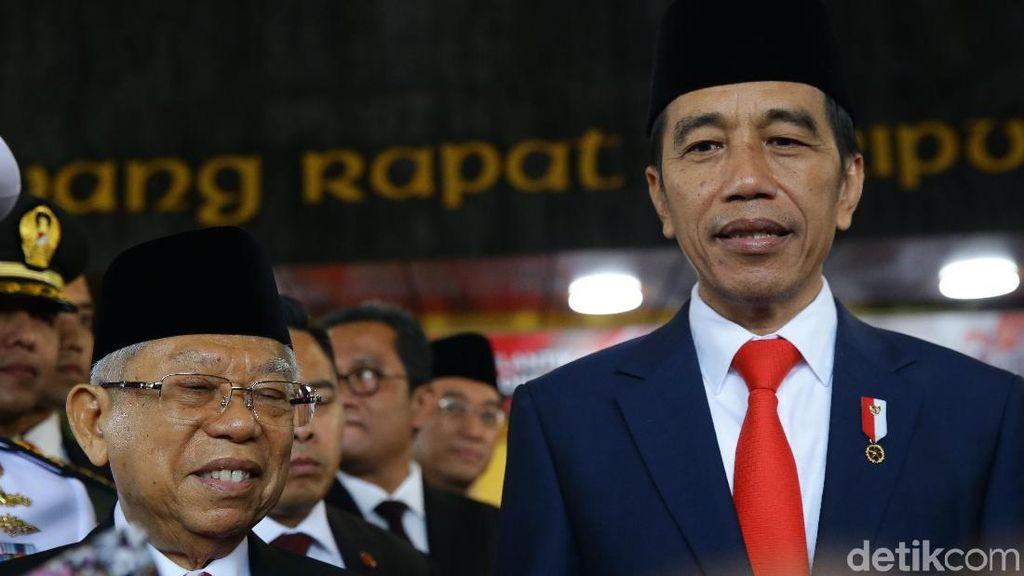 Tak Diangkat Dalam Pidato, Isu HAM Dinilai Cuma Bahan Kampanye Jokowi