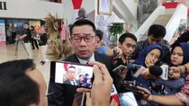 Video Ridwan Kamil: Jokowi Nakhoda Kita, Maka Taatilah