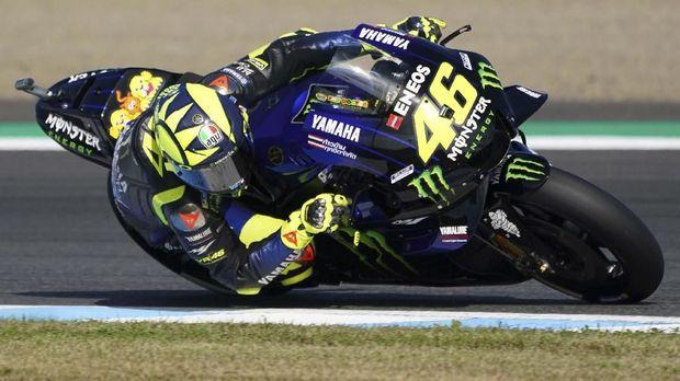 Valentino Rossi menjalani musim terakhir dalam kontraknya di MotoGP 2020.