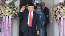 Didampingi Istri, Maruf Amin Tiba di Lokasi Pelantikan