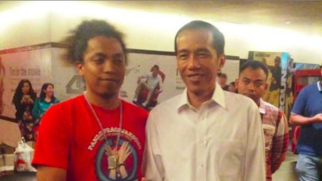 Dilantik Hari Ini, Jokowi Ternyata Pernah Nonton ke Bioskop Sendirian