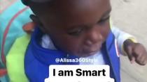 Cute! Anak Baca Mantra Ajaib dan Bikin Netizen Gemas
